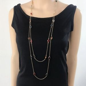 📿 Long Necklace